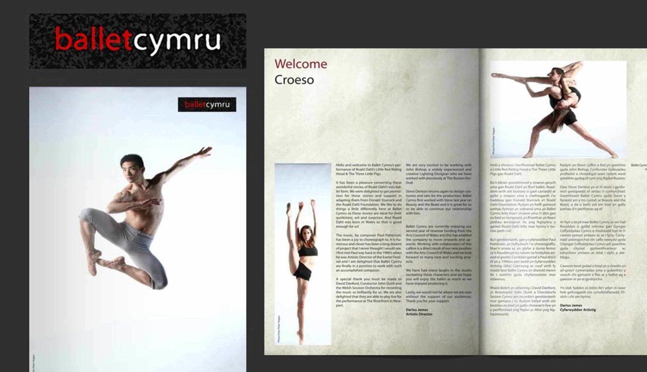 Ballet Cymru 2