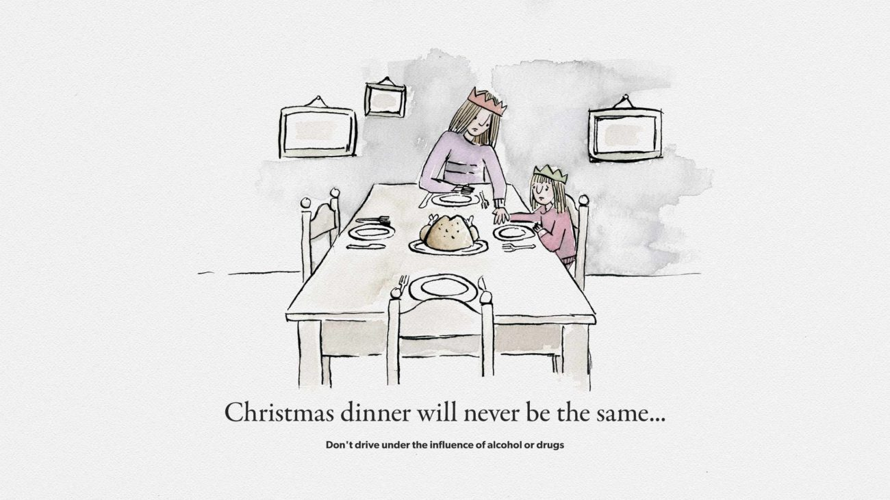 Christmas Dinner Message Eng Tw