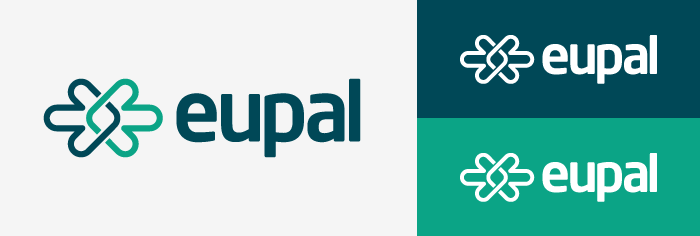 New Eupal logo mark